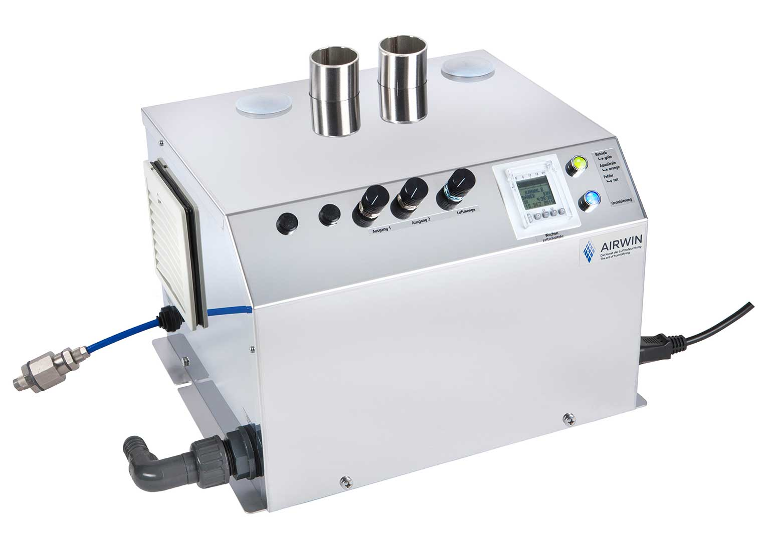 Humidification BOGA Gerätetechnik GmbH EN #294475